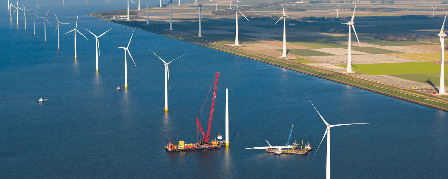 Westermeerwind Offshore Wind Farm