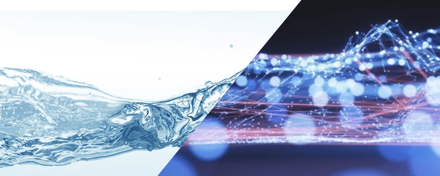 water and data management