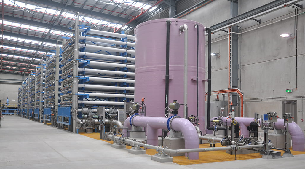 The Cost of Desalination - Advisian