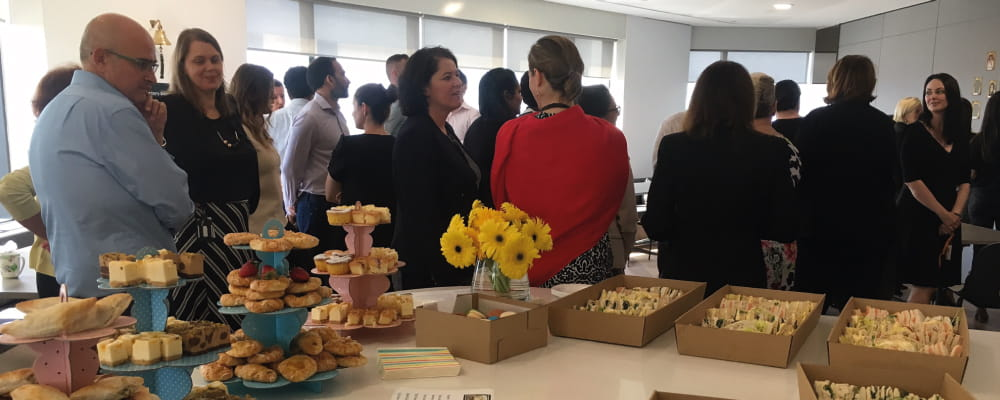 Sydney office International Women's Day event.