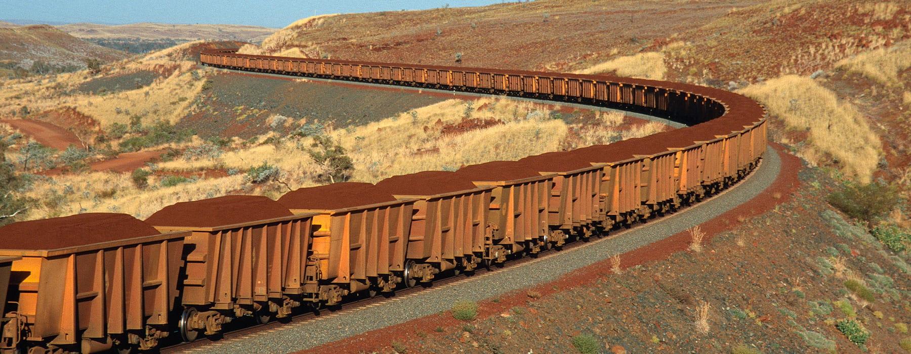 Ore Train Derailment Investigation and Mitigation - Advisian
