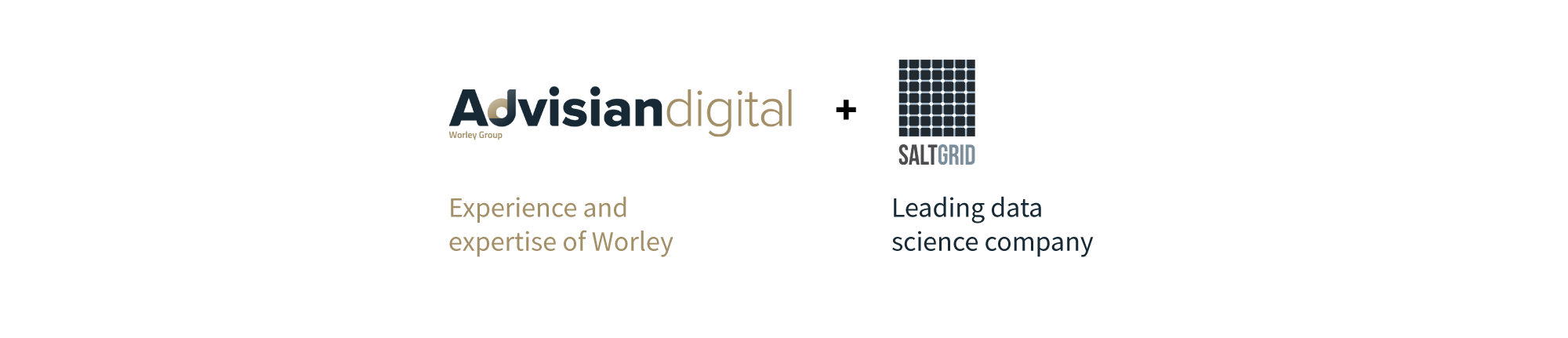 A winning partnership - Worley and SaltGrid